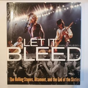 Let It Bleed: The Rolling Stones, Altamont, and th